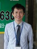 店長の写真